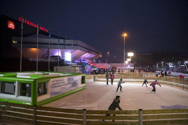 Olympijský festival Pchjongčchang 2018 v Ostravě