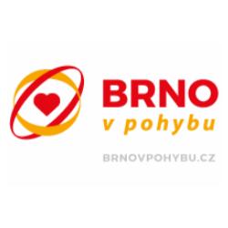 Logo Brno v pohybu