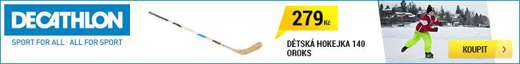 Dětská hokejka Oroks (728×90/320×50)