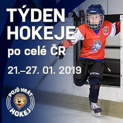 Týden hokeje –C1